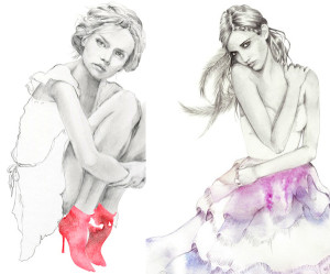 fashion-fashion-illustrator-illustration-models-pencil-sketch-Favim_com-87443